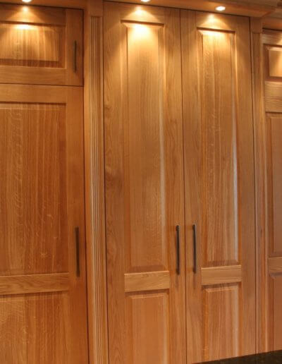 Figured-Oak-Doors
